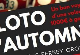 Loto d'automne AS St-Genis Ferney Crozet