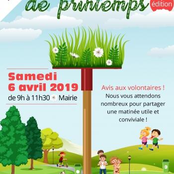 Nettoyage de Printemps Saint-Genis-Pouilly
