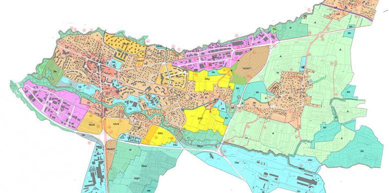 PLU (Plan Local d'Urbanisme)