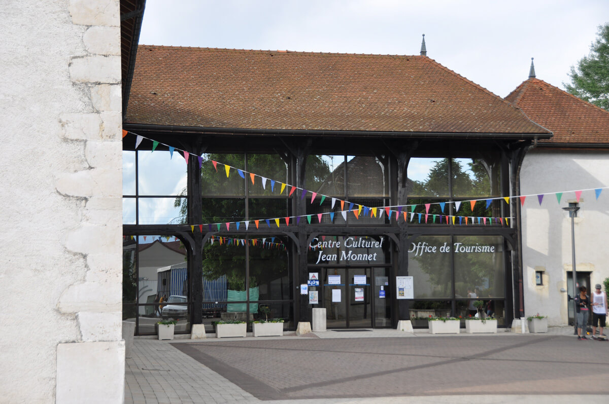 Centre culturel Jean Monnet