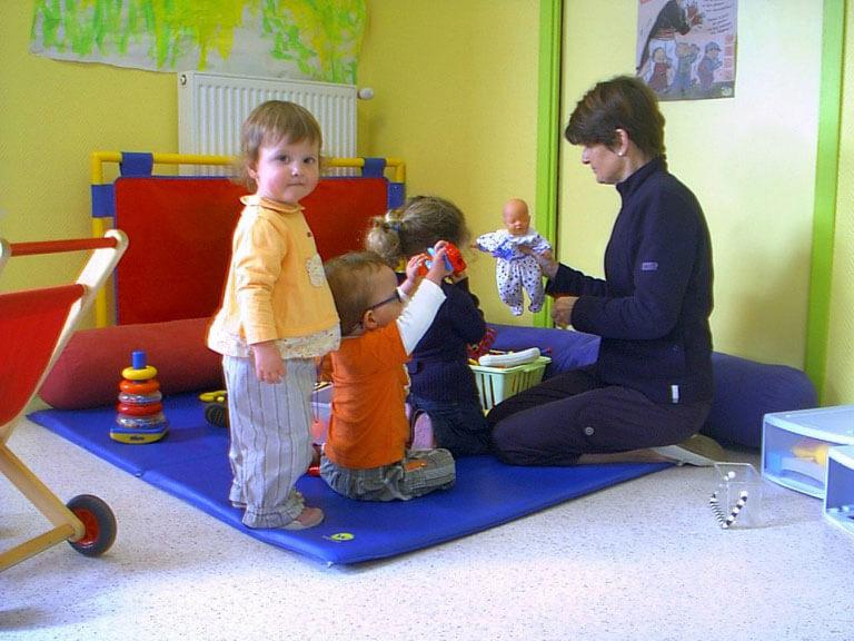 Réseau assistantes maternelles
